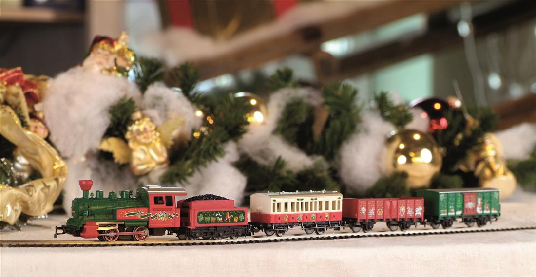 PIKO Trains startpakke - Christmas special