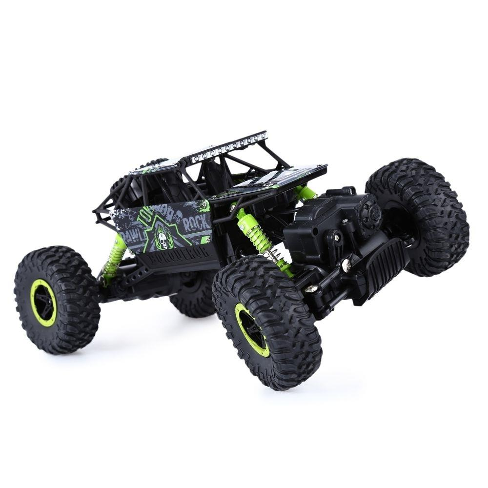 HB Rock Crawler 1:18 Green - RTR