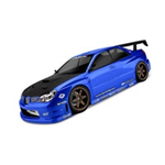 HPI-17525 Impreza Clear Body 200mm
