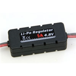 LiPo BEC regulator 4.8V 5A (5509888)