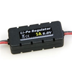 LiPo BEC regulator 6.0V 5A (5509889)