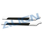 HD200BT 205D Carbon Fiber Blades