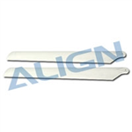 HD203BT 205 Plastic Main Blades