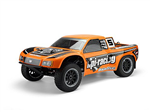 HPI-104865 Baja 5SC-1 Truck Clear Body (trimmet)