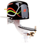 TFL Brushless Outboard Motorassembly