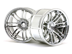 HPI -3342 LP35 RayS Volk Racing RE30 - Chrome