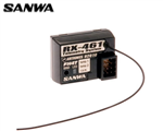 Sanwa RX-461 Telemetry System Receiver for MT-4
