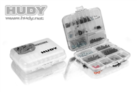 HUDY Hardware box double sided compact