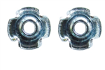 PM-42004 M4 Blind Nut 4pcs