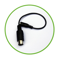 AccuRC 3.5mm to Hitec Din adapter