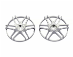 SJM Wheel Disc Concave 12 Plating 2stk