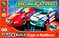 Scalextric Slot racing - Cops n Robber - DRIFT