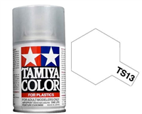 Tamiya TS Spray Lakk : Clear TS-13 100ml