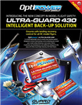 OptiPower Ultra-Mega Guard Back Up Combo