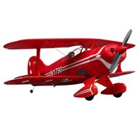 E-Flite UMX Pitts S-1S BNF m / AS3X-teknologi