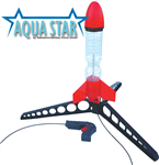 AquaStar Water Rocket - Lanceringssæt