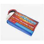 OptiPower Ultra Guard 430Mah Replacement LiPo