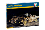 ITALERI 1:35 - AS.42 Sahariana