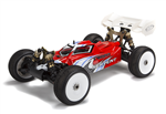 Serpent 811-Be Cobra Buggy EP 1/8 RTR Red