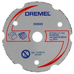 Dremel Universal Carbide Cutting Disc (DSM500)