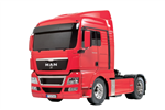 Tamiya trækker 1/14 MAN TGX 18.540 4x2 Red-Kit