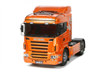 Tamiya Trækker Scania R470 Orange - Kit