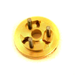 Buku Brass Flywheel 34mm