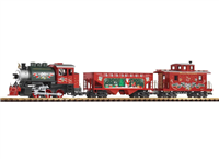 PIKO Train G Starter Kit - Christmas Special