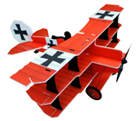 RCF Lite Crack Breeder Dr.1 Triplane Red