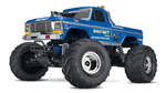 Traxxas BigFoot No.1 MT 1/10 2WD RTR Blue