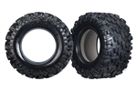 TRX-7770 Tires Maxx AT with foams (2)