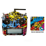 FrSky Taranis X9D Plus Rock Monster 2.4G + R9M