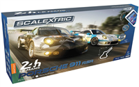 Scalextric Slot racing - ARC AIR Porsche 911
