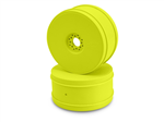 JConcepts Bullet 1/8 Buggy Wheel - Yellow (4)
