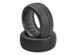 JConcepts Diamond Bars 1/8 Buggy Tires-GreenComp