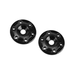 JConcepts Finnisher 1/8 Wing Button - Black