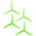 HQ Durable Prop 5X4X3V1S Light Green (2CW+2CCW)