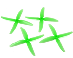 HQ Durable Prop 5X4X4V1S Light Green (2CW+2CCW)