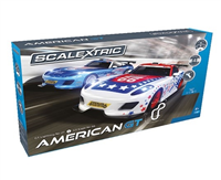 Scalextric Slot racing - American GT