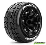 Louise Tire & Wheel ST-Rocket 2.2 Sort blød (2