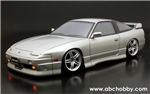 ABC Hobby Nissan 180SX Body - Painted