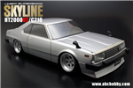 ABC Hobby Nissan Skyline C210 Body - Painted