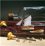 Amati - Dutch Yacht Kit 1: 300 - Flaskeskib