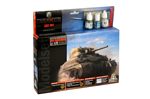 ITALERI 1:72 - World of Tanks - M4 Sherman