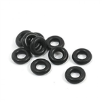 Diatone 3mm Damping Rubber Ring Black 10stk