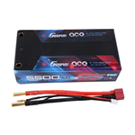 2s  5500mAh - 100C - Gens Ace Shorty RS HV