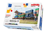 Märklin Digital starter kit - Kontainertog