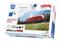 Märklin Digital starter kit - ÖBB era V godstog