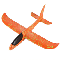 Top RC Mini Glider Box Flyvemaskine Orange