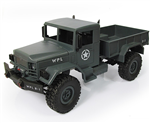 WPL Military Truck - Offroad RTR - 1:16 Green